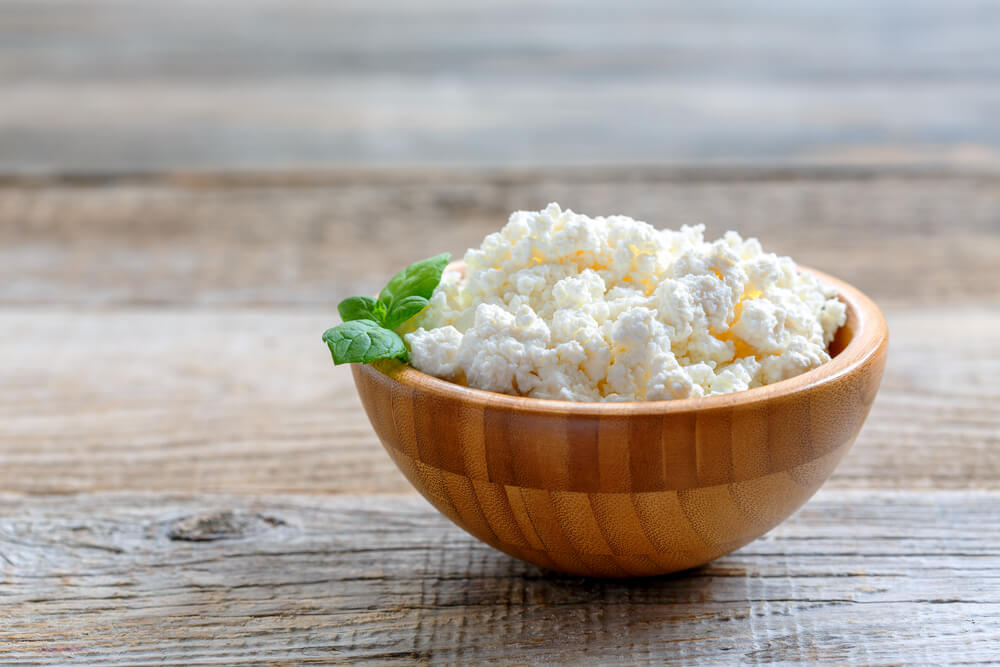 Cottage cheese for belly fat