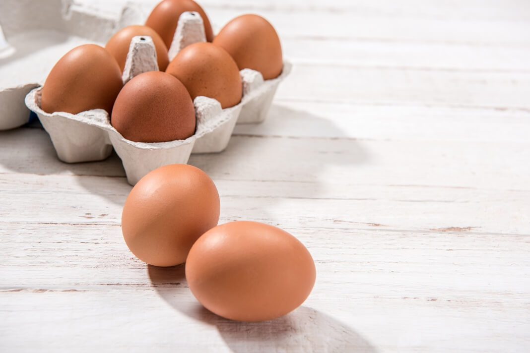 eggs for belly fat