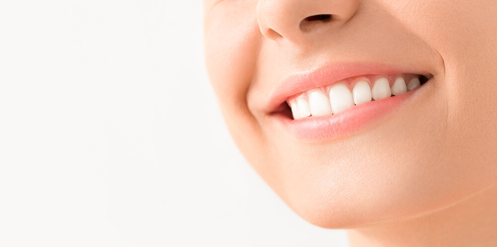 women smile