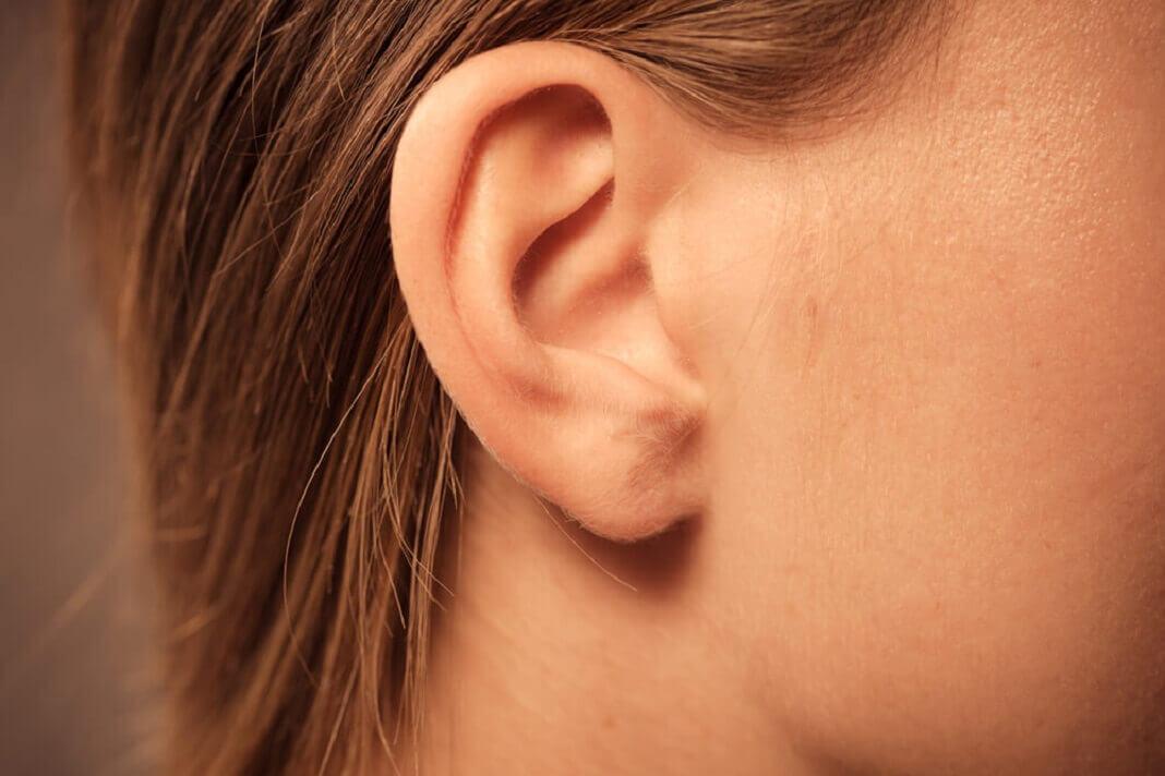 Ear Reflexology