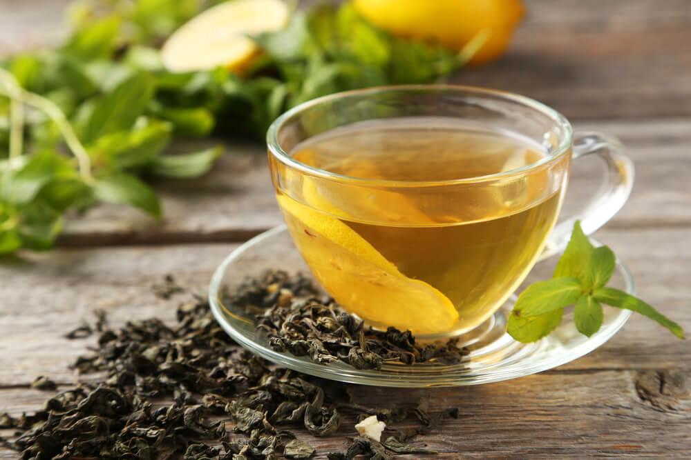 Green Tea for Diarrhea Treatment
