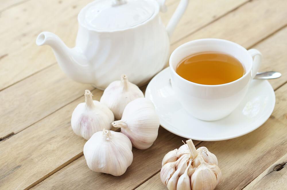 Garlic Tea