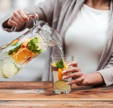 water detox recipes