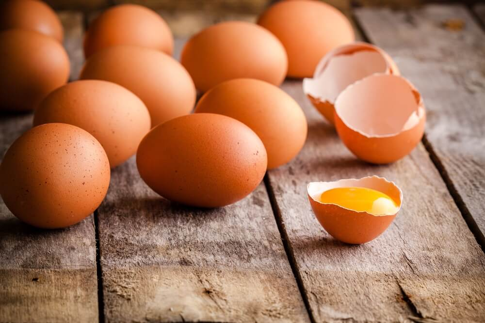 eggs benefits
