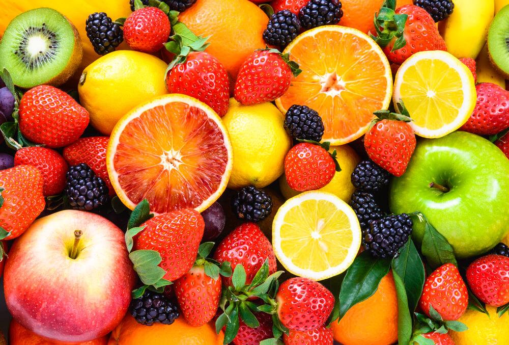Fresh Fruits health