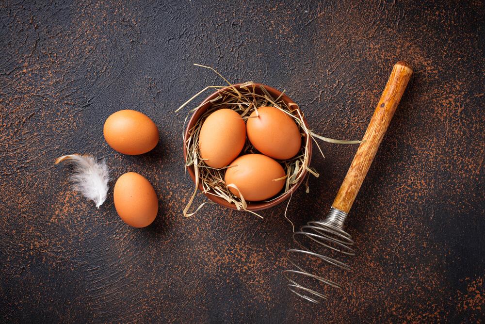 healthy Organic Eggs