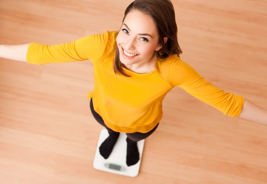 weight loss checking
