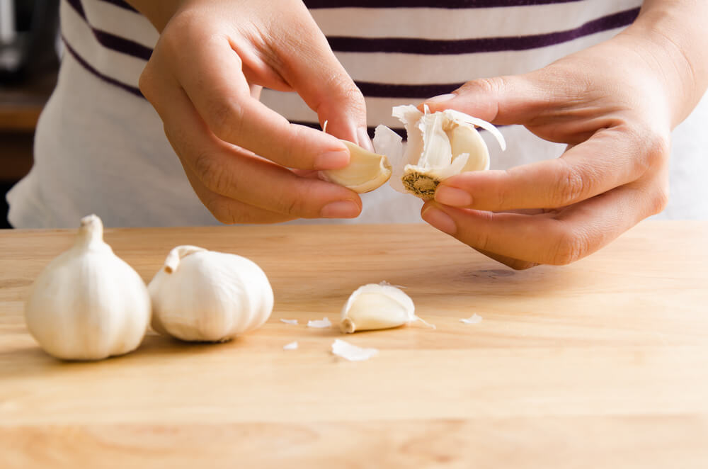 garlic for ulcer