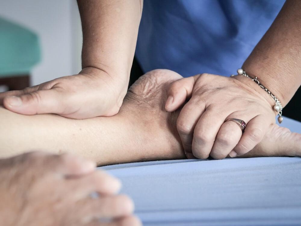 Foot Massage for Headache