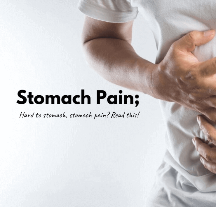 How To Relieve Stomach Pain