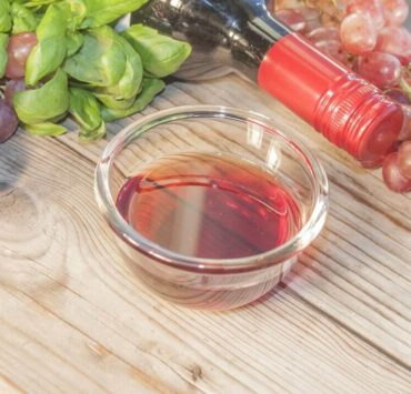 benefits of Red Wine Vinegar
