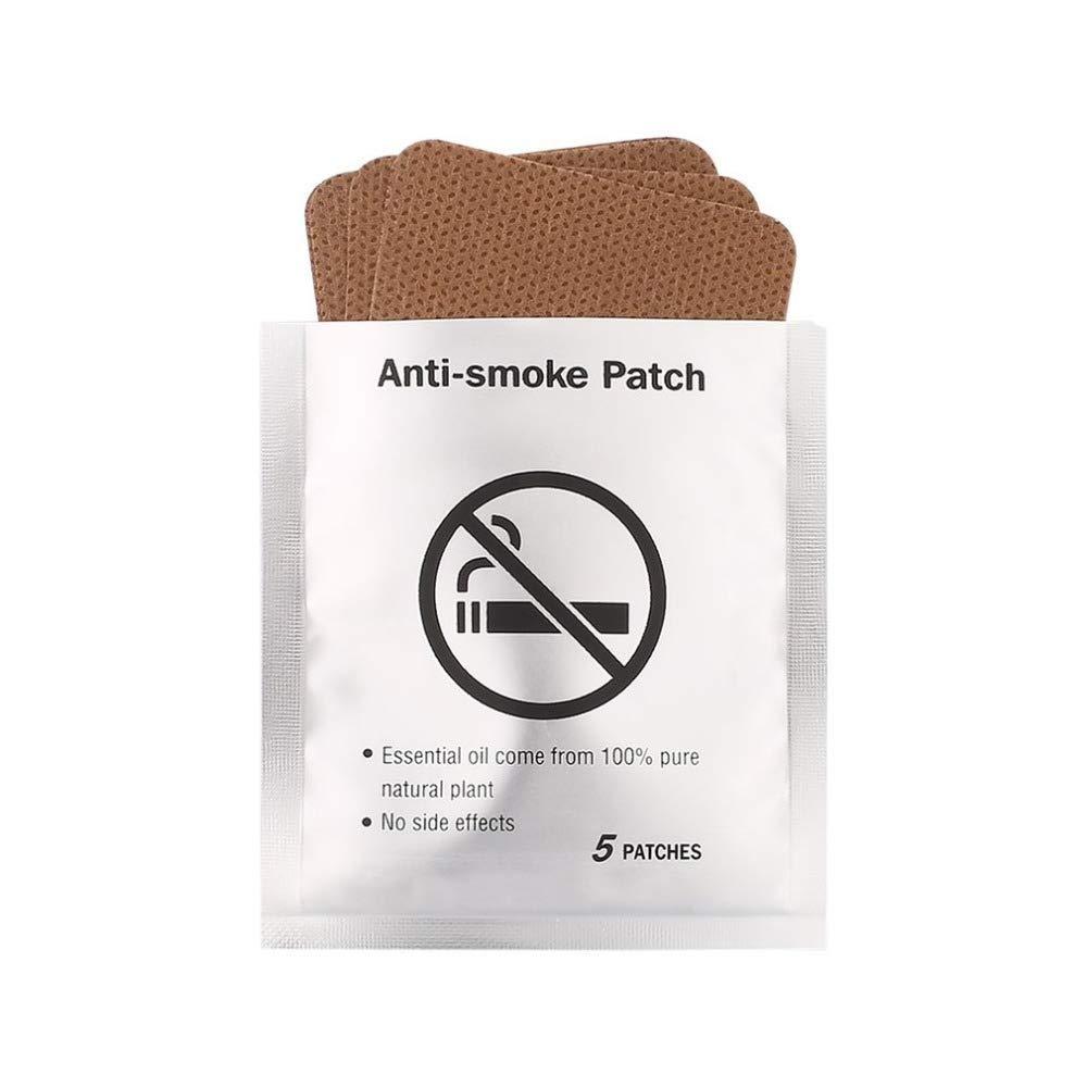 Anti smoking patch