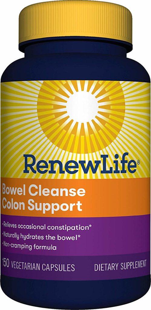 Renew Life Bowel Cleanse