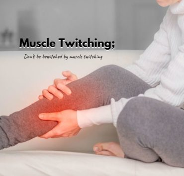 muscle twitching