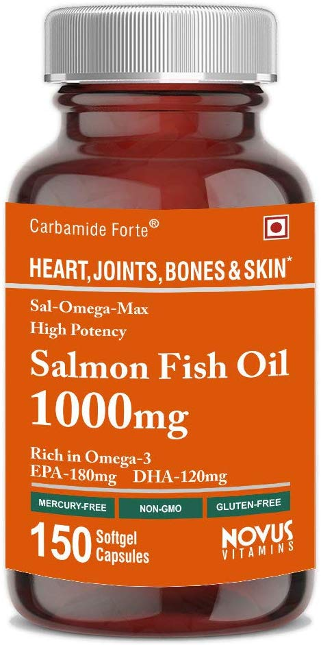 Carbamide fish oil