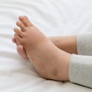 Epsom salt for swelling