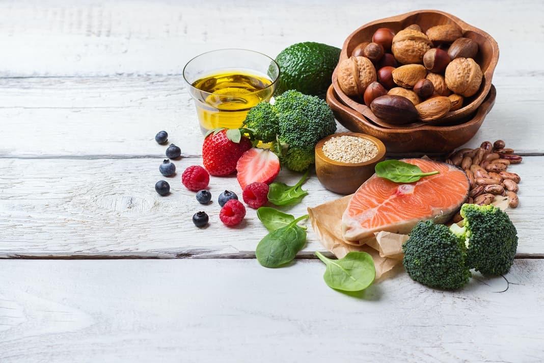 foods high in salicylates
