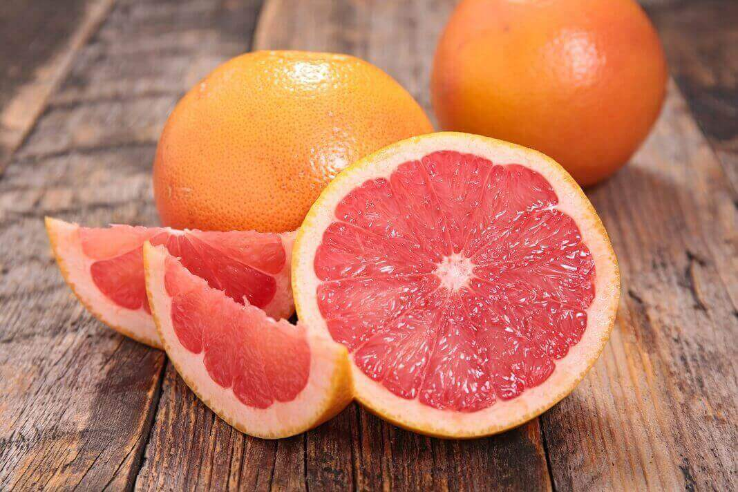 Похудеть Грейпфрут Лимон. Грейпфрут для похудения – как есть