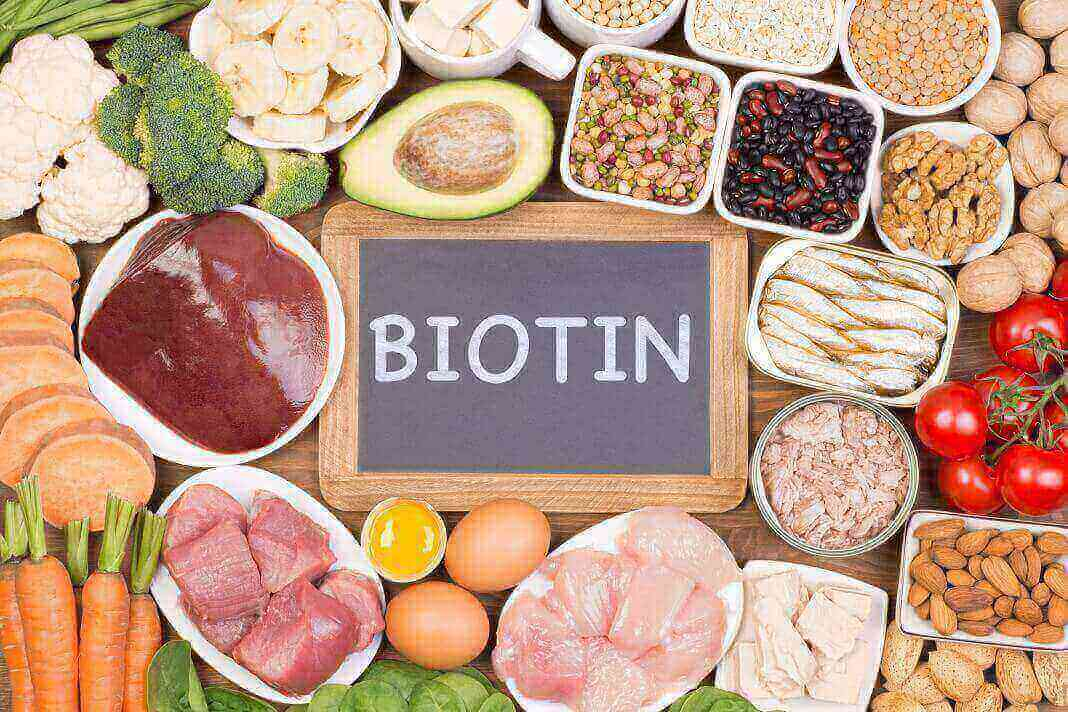 Add More Biotin To Your Diet With These Foods
