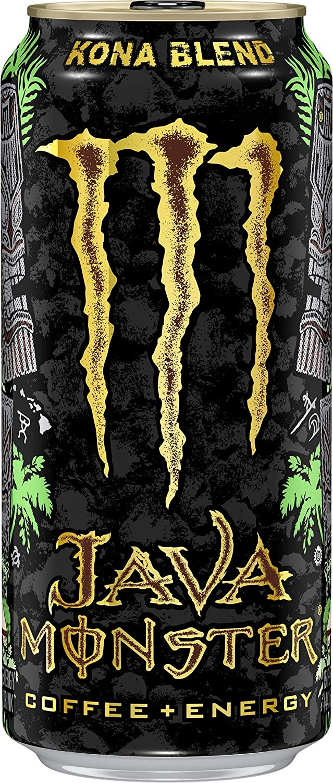 monster energy kona blend coffee + Energy drink