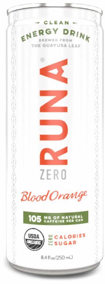 runa zero blood orange