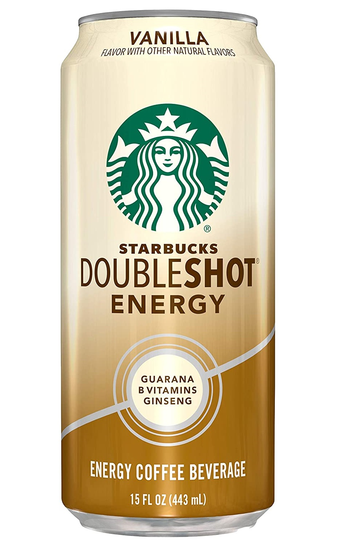starbucks - doubleshot energy coffee